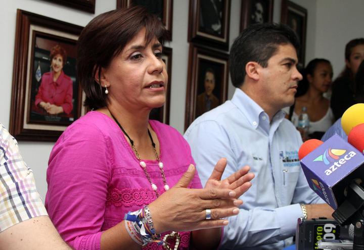Luisa María Calderón cuestiona labor de Castillo en Michoacán