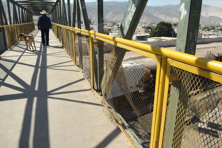 Auditarán estado de puentes tras accidente