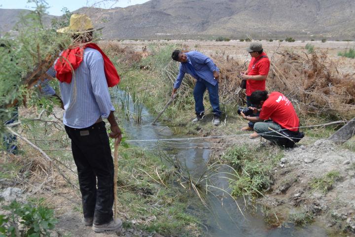 Piden frenar extracción de agua de La Platosa
