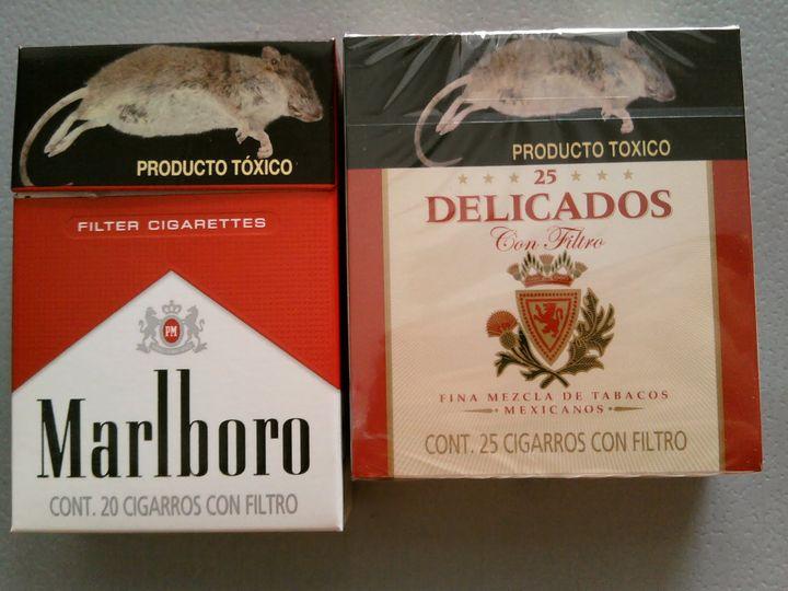 Cigarros contienen sustancia radiactiva