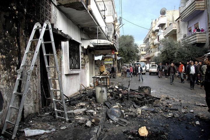 Saldrán niños y mujeres de Homs