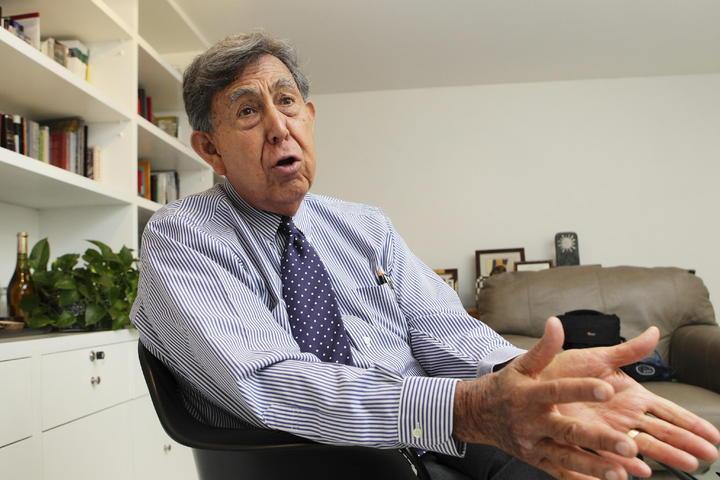 Lucha contra reformas será a mediano plazo: Cuauhtémoc Cárdenas