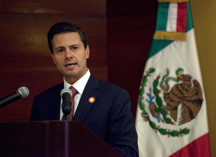 Peña Nieto llama a incrementar comercio en Latinoamérica