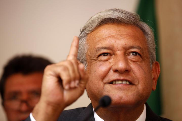 López Obrador detalla motivos para no marchar con el PRD