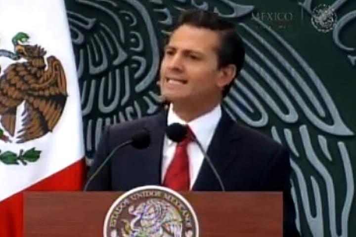 Promulgará Peña Nieto reformas en materia político-electoral
