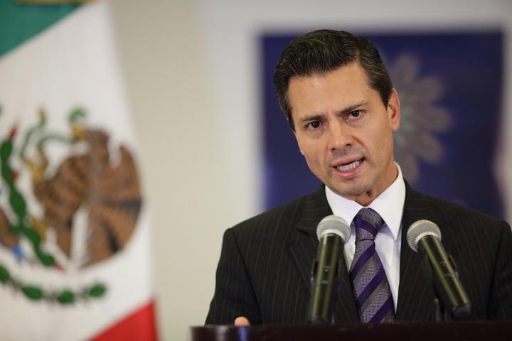 Tiempos de leyes secundarias serán definidos por el Congreso: Peña Nieto