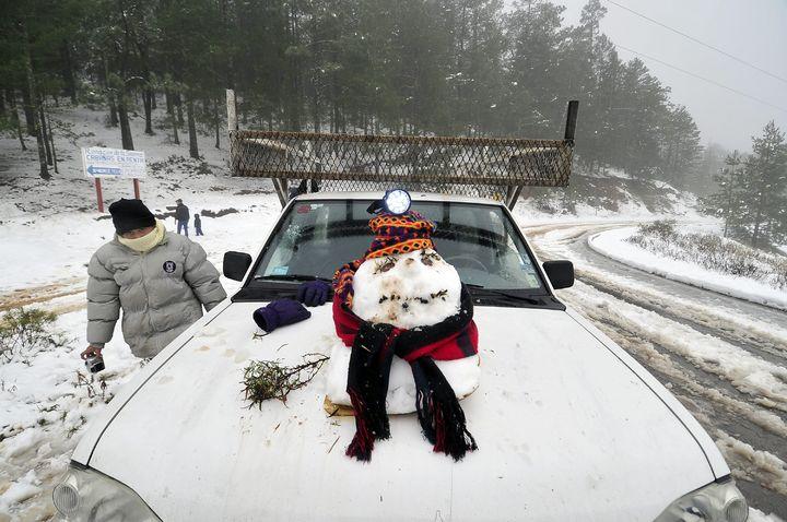 Frente frío provocará baja temperatura en el norte