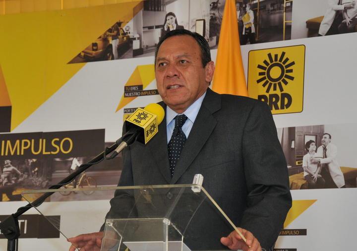 Jesús Zambrano asegura que ya se cerró el capítulo del Pacto por México
