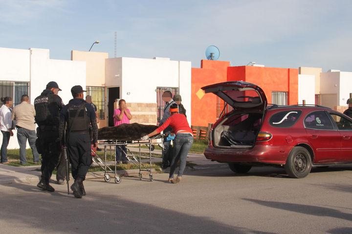 Matan a pareja en Torreón
