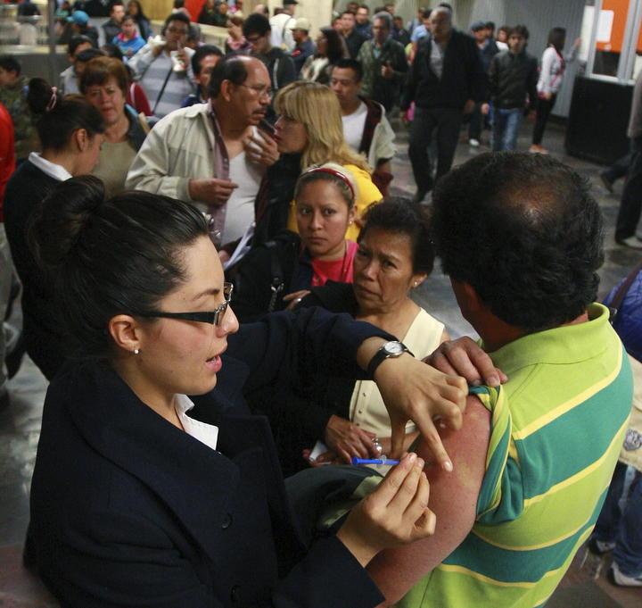 Senador urge al Gobierno a intensificar medidas contra la influenza