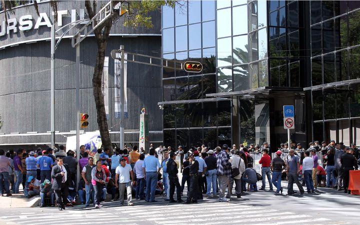Sindicatos harán paros cívicos contra reformas