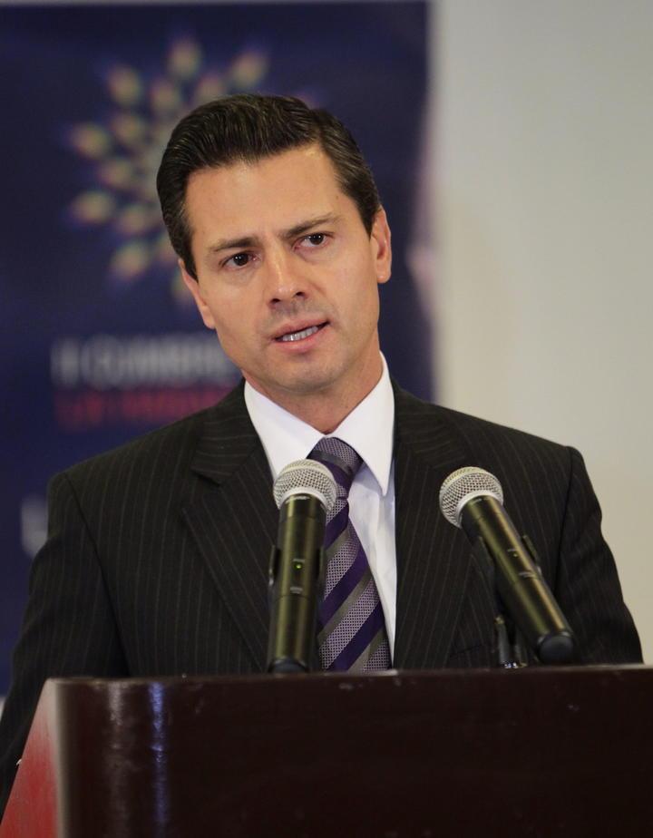 Peña Nieto recibe al viceprimer ministro de Gran Bretaña