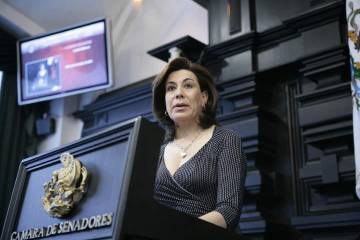 Nombran a Lorena Rodríguez como nueva titular de la Profeco