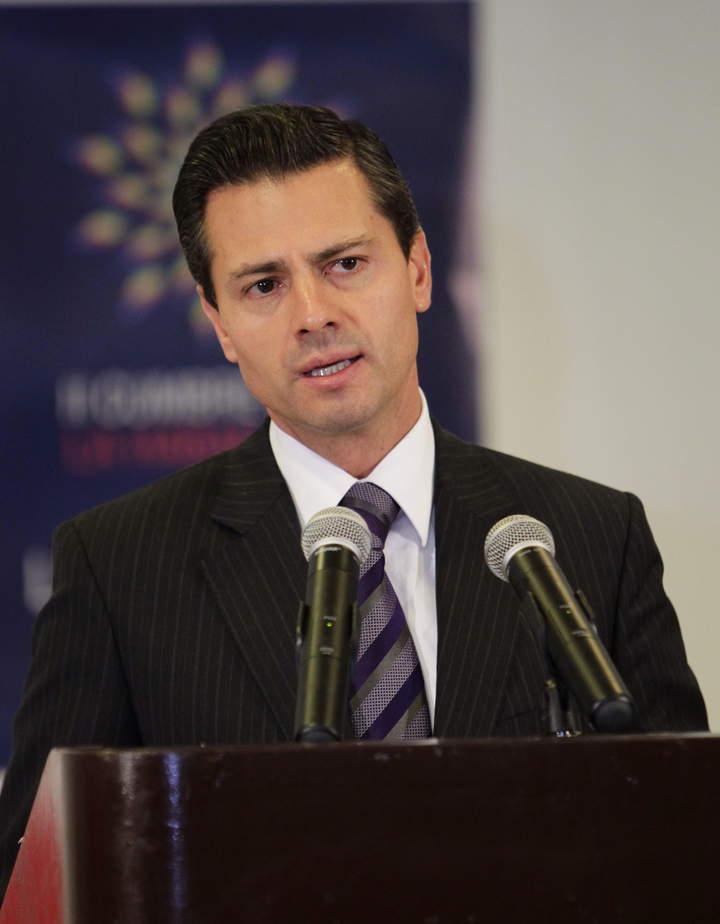 Viajará EPN a Colombia para Cumbre de la Alianza del Pacífico