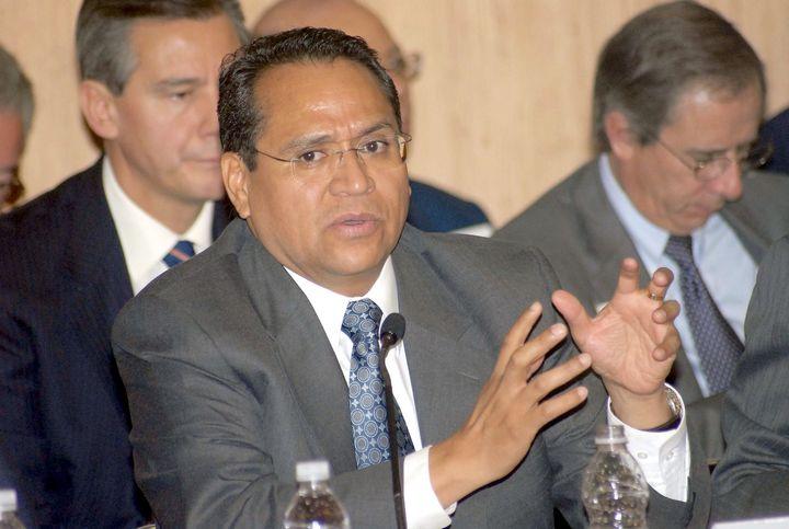 Denuncia Oliva boicot en reunión panista