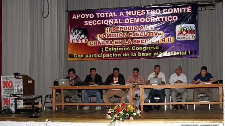 Desconoce CNTE los 500 despidos