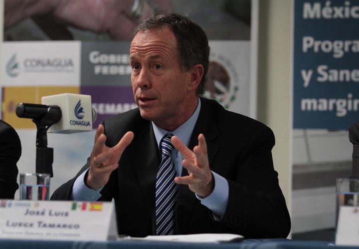 Luege Tamargo considera un error terminal aérea en Texcoco