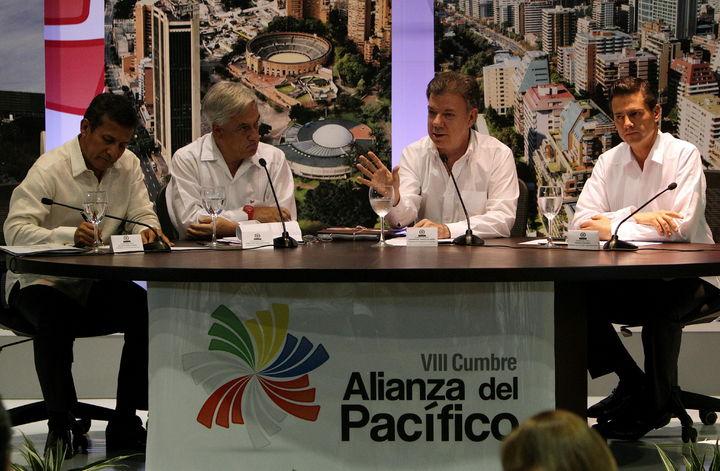 Refuerza seguridad Alianza del Pacífico