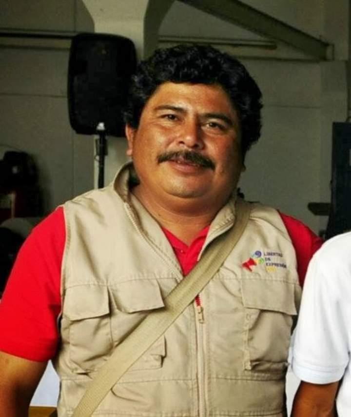 Hallan cuerpo de periodista desaparecido en Veracruz