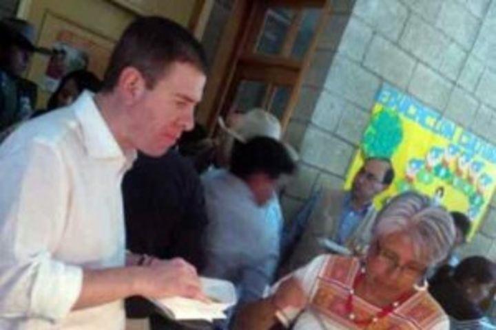 Obama espera éxito de plan Michoacán: Wayne