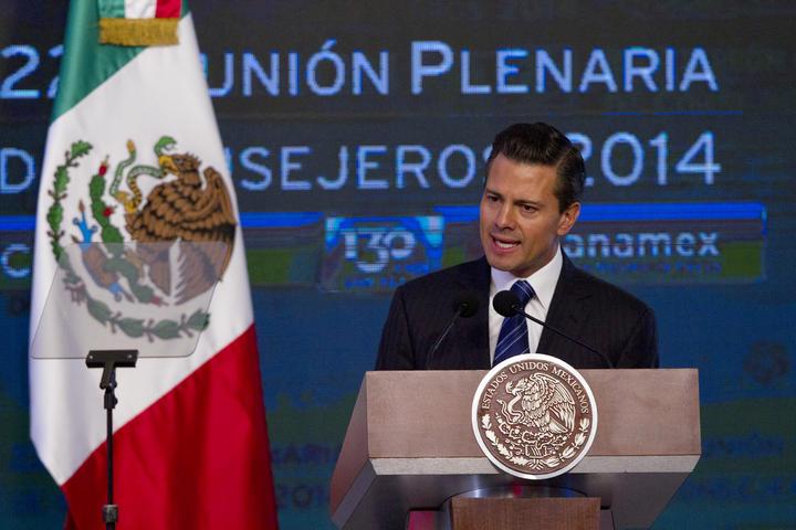 Con reformas, México lanza señales positivas al exterior: EPN