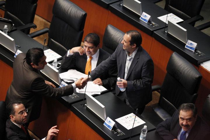 Panistas presentan una denuncia contra Madero