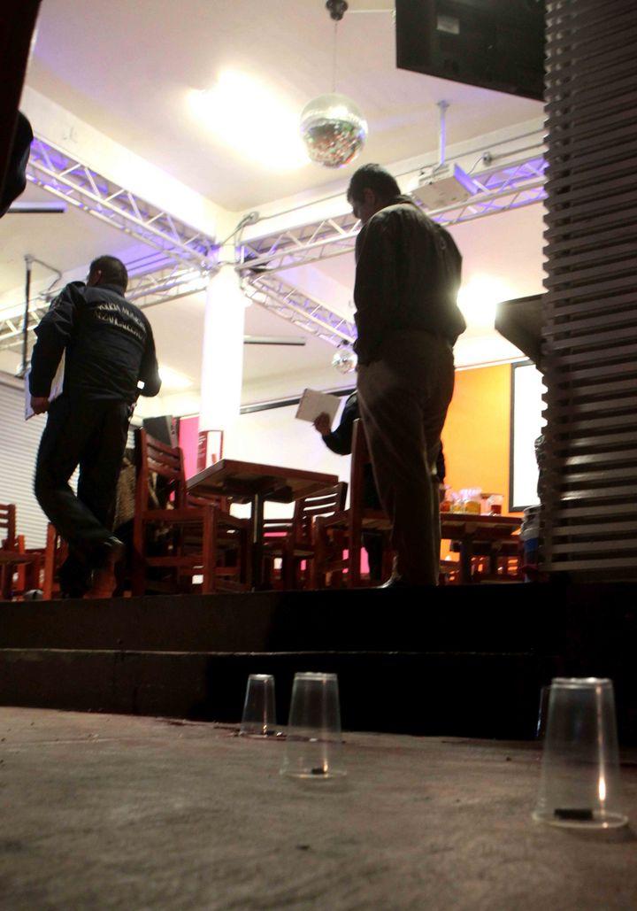 Ataque en bar de Neza deja siete lesionados