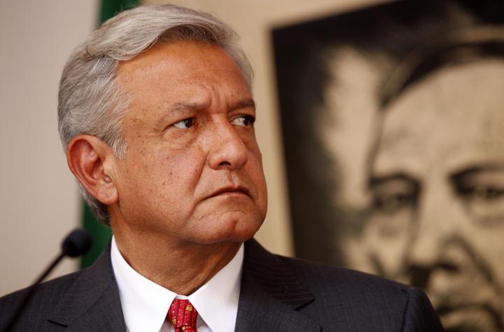 Si no se cambia la política económica no mejorará Michoacán: AMLO