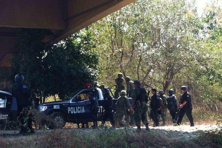 Tiroteos en Guerrero deja ocho muertos