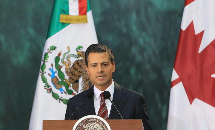 Peña Nieto detalla acuerdos alcanzados en Cumbre