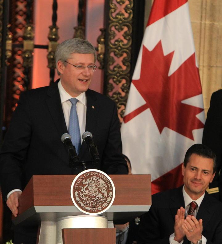 Harper asegura que seguirán trabajando para superar retos del Siglo XXI