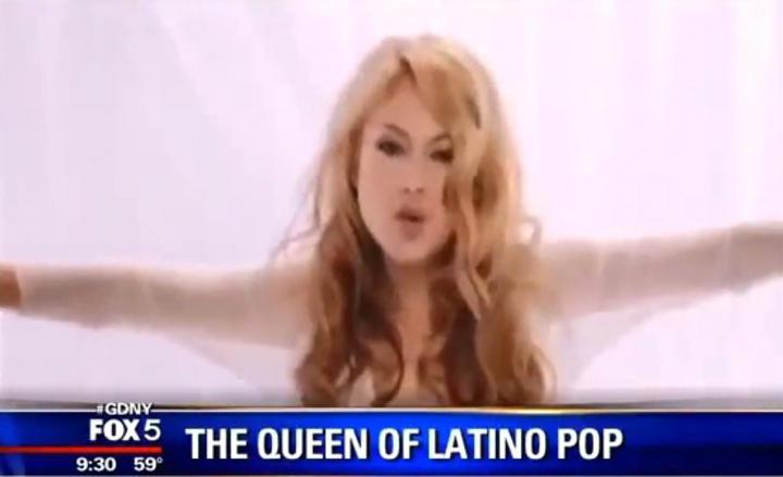 Llaman a Paulina Rubio