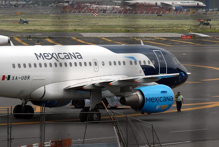 Orden de aprehensión contra ex directivos de Mexicana es anulada