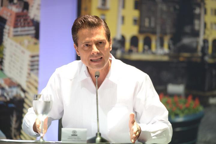 Beneficios de reformas se verán de manera gradual: Peña Nieto