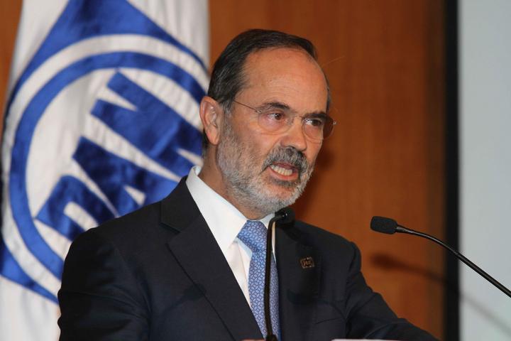 Gustavo Madero en marzo renunciará a presidencia panista
