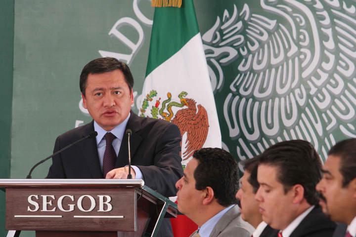 Promete Osorio Chong reducir secuestro a su