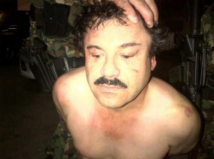 Circula supuesta imagen de detención de