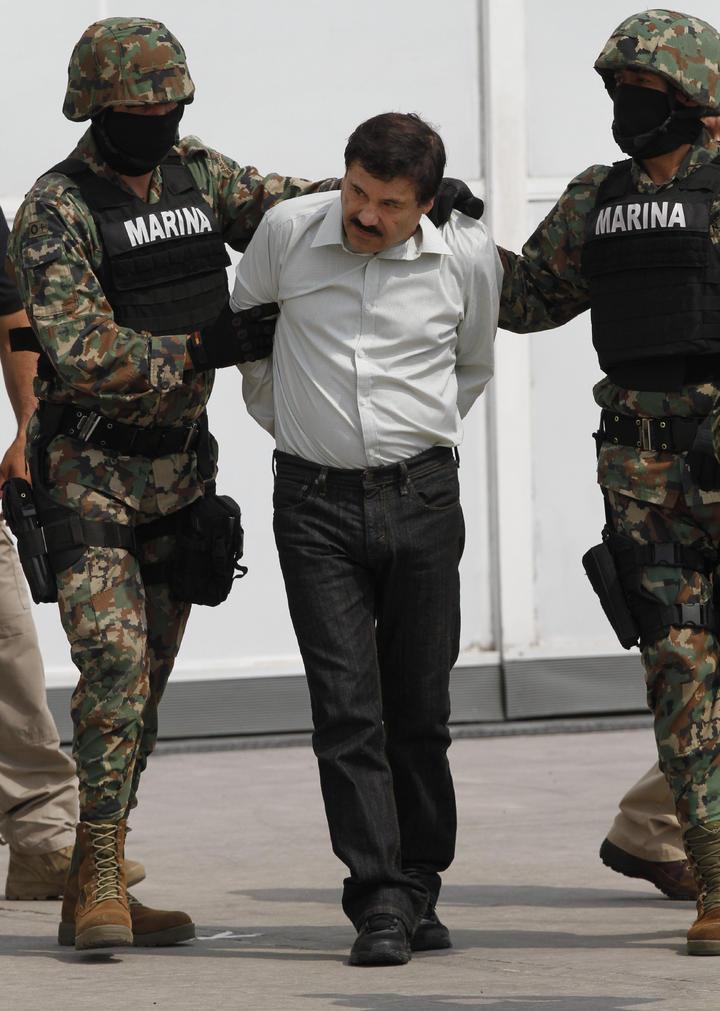 Reconoce gabinete de EPN coordinación institucional en captura de Guzmán