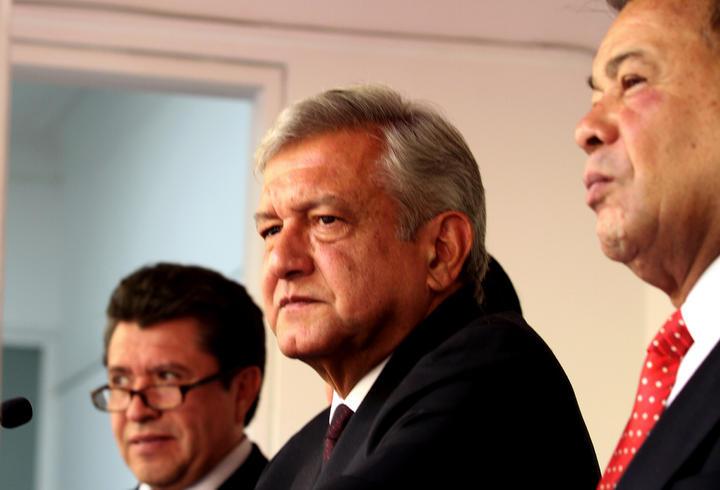 AMLO declaró que detención es para publicidad de Peña Nieto