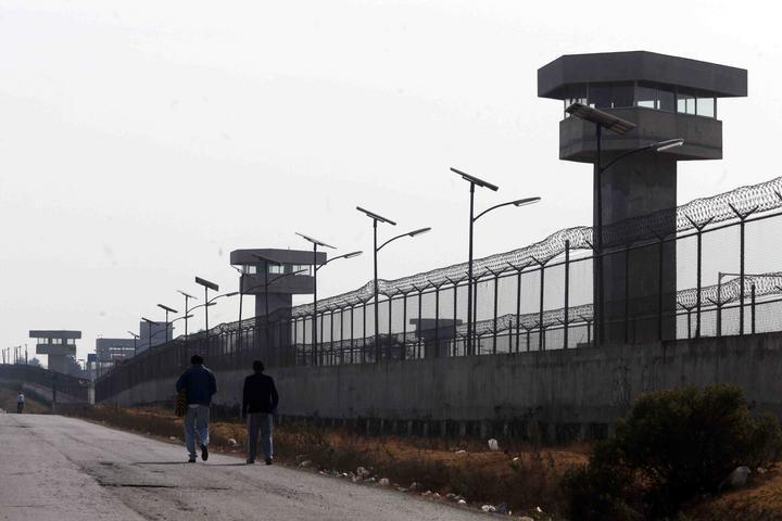 Disminuye vigilancia externa en penal del Altiplano