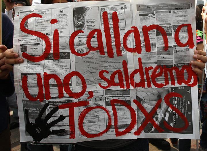 Exigen garantías a labor periodística en Reynosa