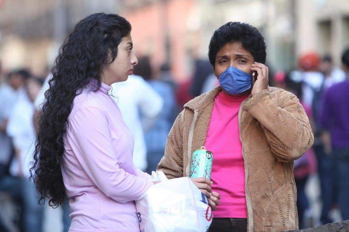 Reportan 5 mil 618 casos de influenza en lo que va del año
