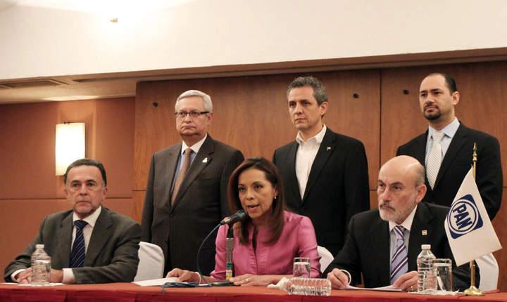 Vázquez Mota no buscará dirigencia del PAN