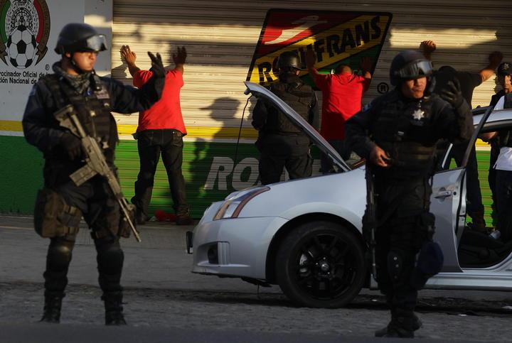Van 675 detenidos en Michoacán: CNS