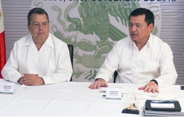 Analizan reforzar la seguridad en Guerrero
