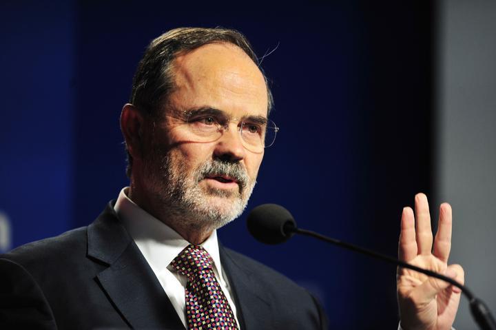 No hay votos corporativos en el PAN, asegura Gustavo Madero
