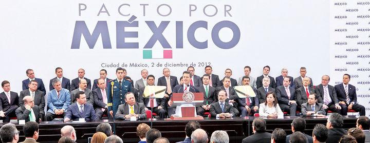 Revive Pacto por México