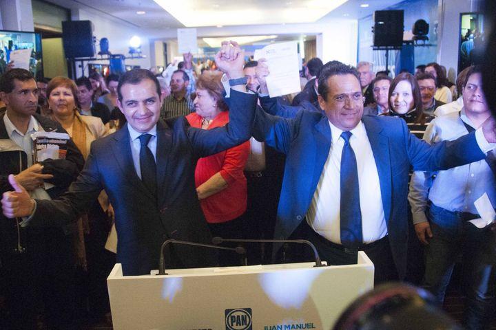 Cordero y Oliva harán alianza contra Madero