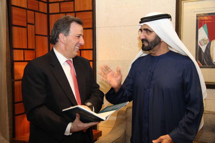 Viaja Antonio Meade al Golfo Pérsico