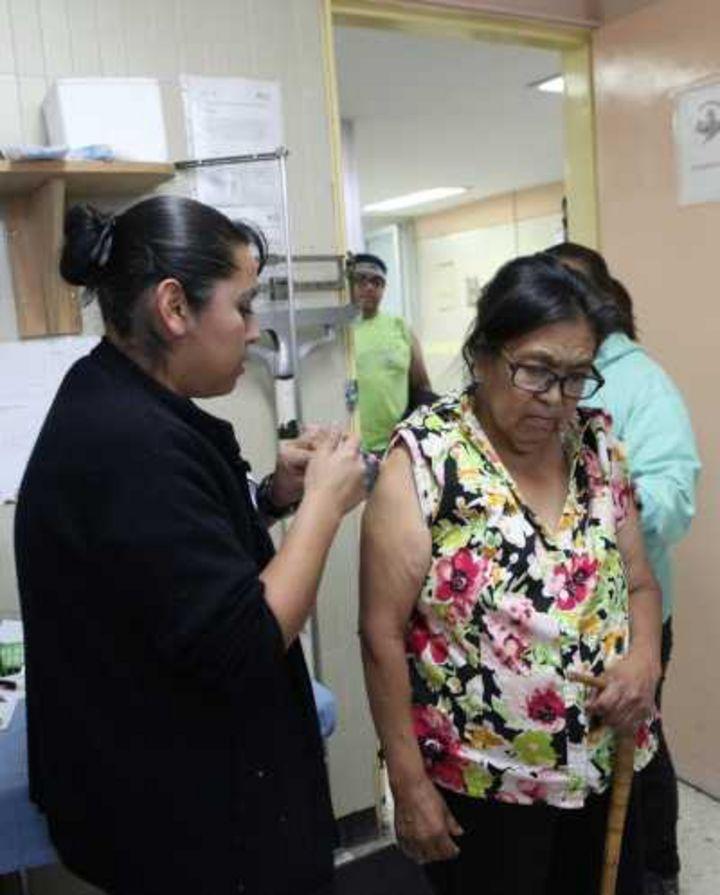 Desarrollan parche contra la influenza